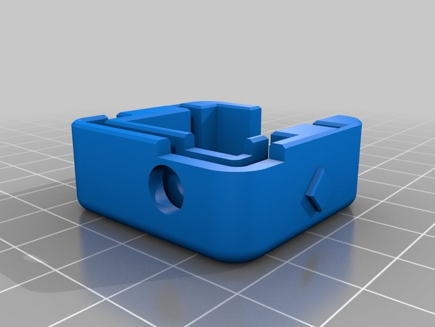 Servo holder image
